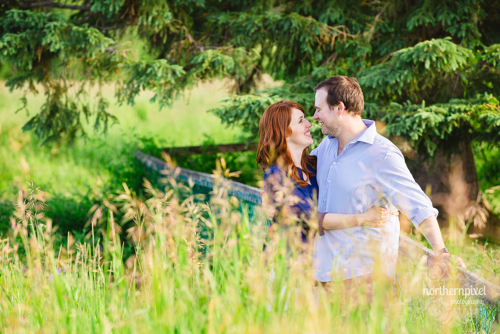 Engagement Photos - Prince George BC