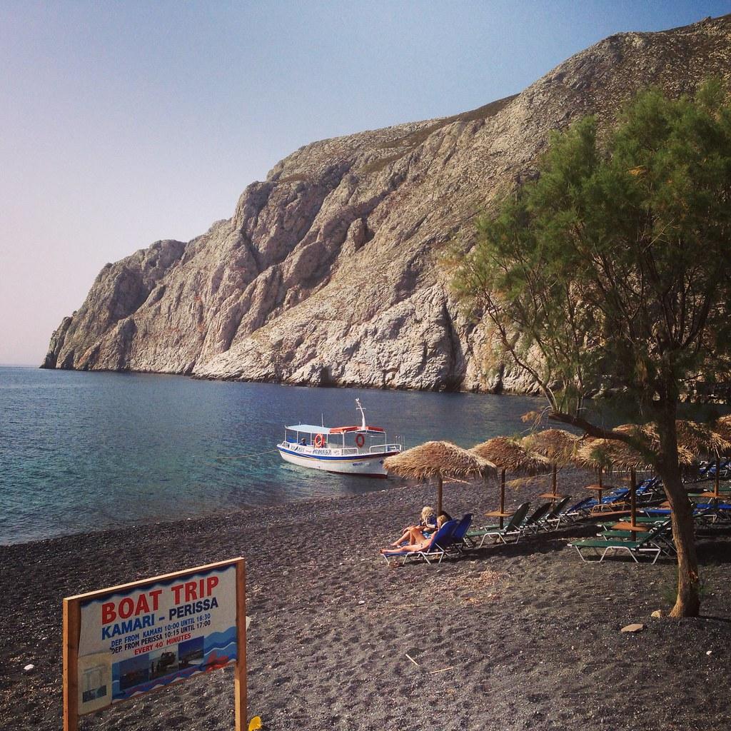 Santorini- Kamari