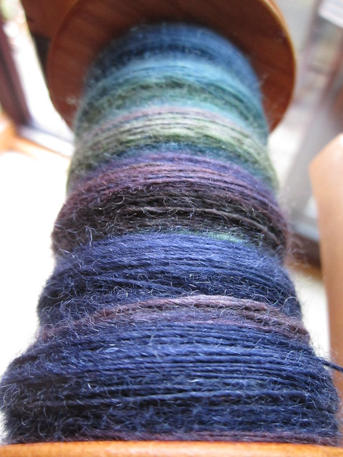 Tour de Fleece 2014 Day 15(1)