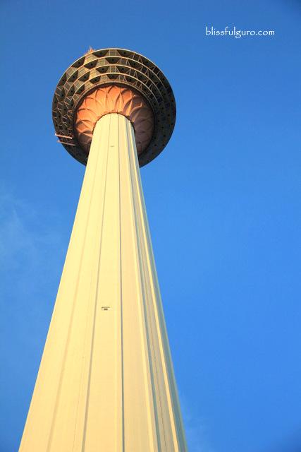 Kuala Lumpur Malaysia Menara KL Tower
