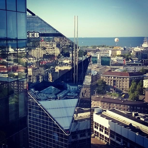 Tallinn. Again.