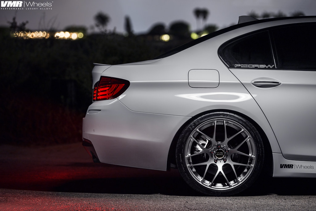 Tell Us What You Think F10 535i X Vmr Wheels 20 Quot V710