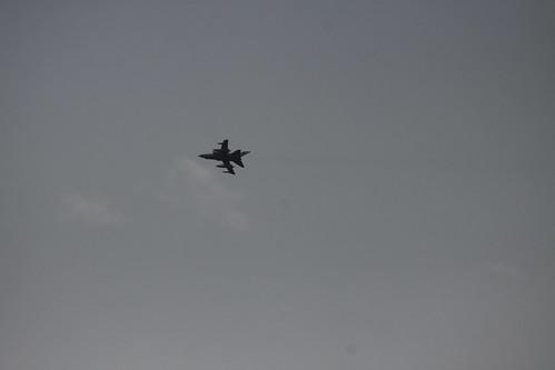 Panavia Tornado of II (AC) squadron