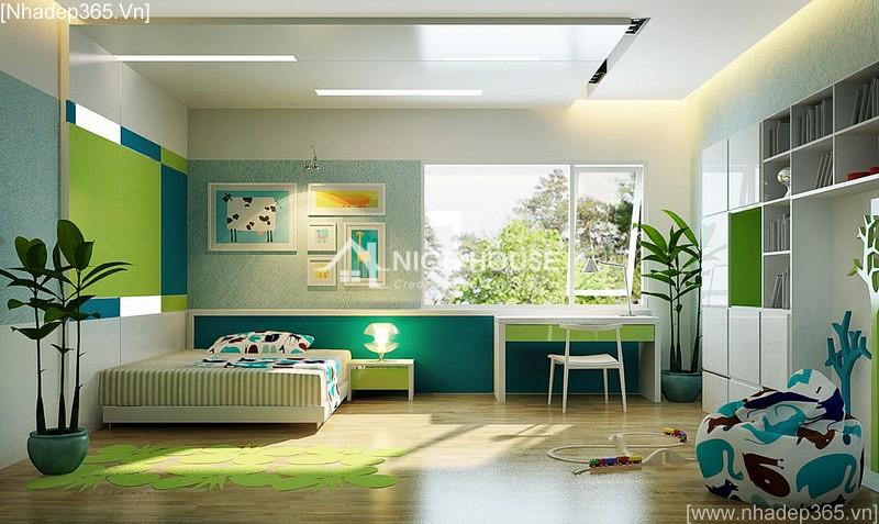Thiết kế nội thất nhà chị Hằng - Hà Nội_8