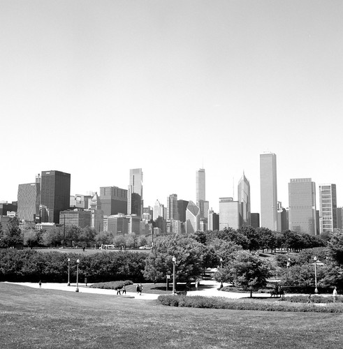 "Image titled ""From Northerly Island, Chicago."""