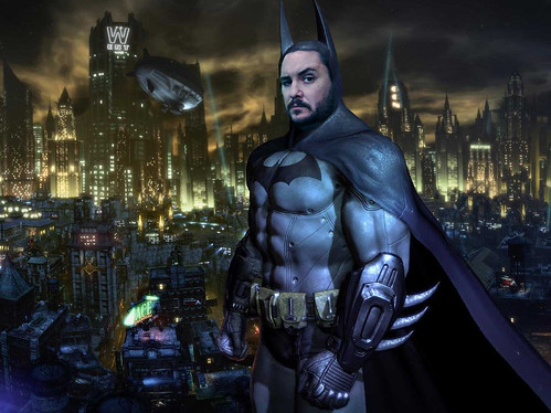 Gotham's new caped crusader, BatWil