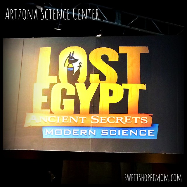 Arizona Science Center Lost Egypt Ancient Secrets Modern Science