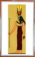 """Image from page 303 of """"The gods of the Egyptians : or, Studies in Egyptian mythology"""" (1904)"""