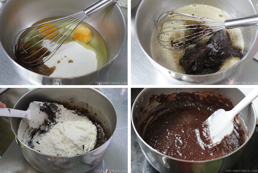 14765875074 3100785683 b - Musings with a side of Triple Choco-cado Brownies