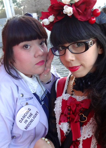 Lolita Social: Salida a Puerto Madero
