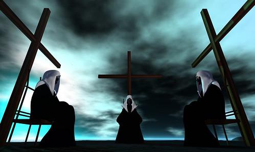 Prayer or demons?