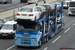 Volvo FM 6x2 Car Transporter - BB02 ECM - ECM - M1 J10 Luton - Steven Gray - IMG_7315