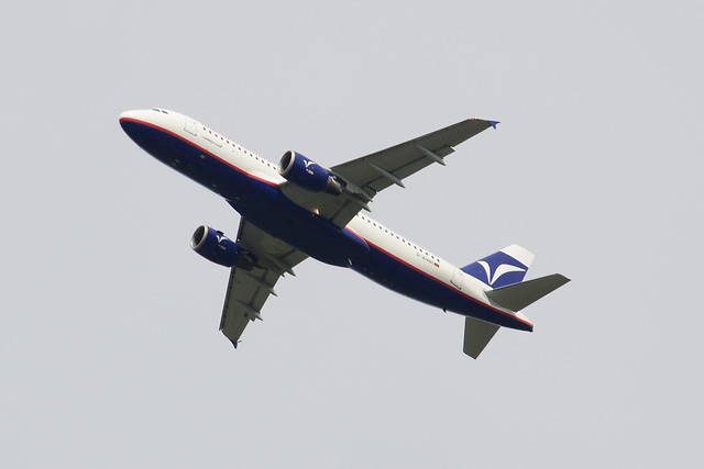 D-AHHH A320 (Hamburg Airways)