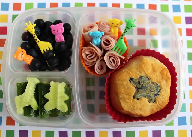 Preschooler Bento #693