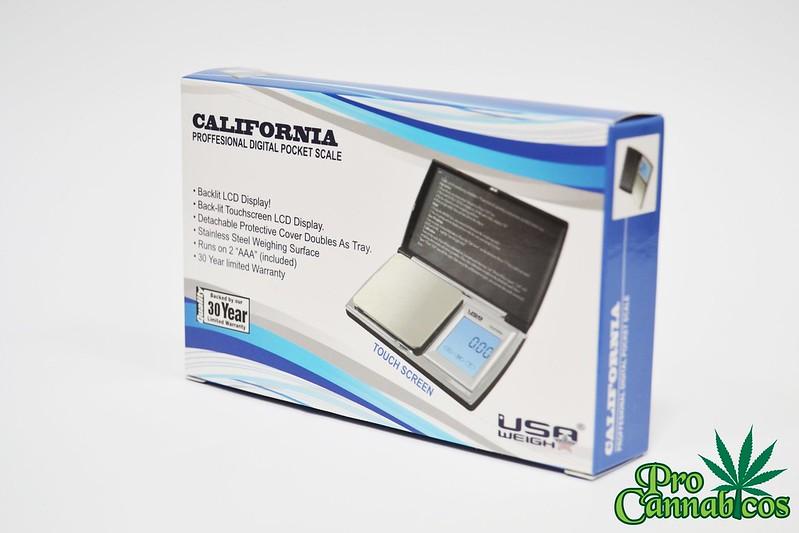 CALIFORNIA PROFFESIONAL DIGITAL POCKET SCALE (2)