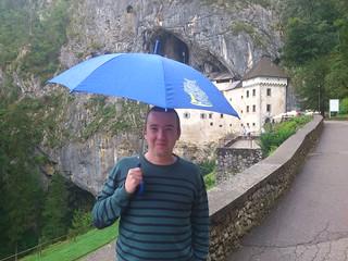 Predjama Castle Bukovje 근처 의 이미지.