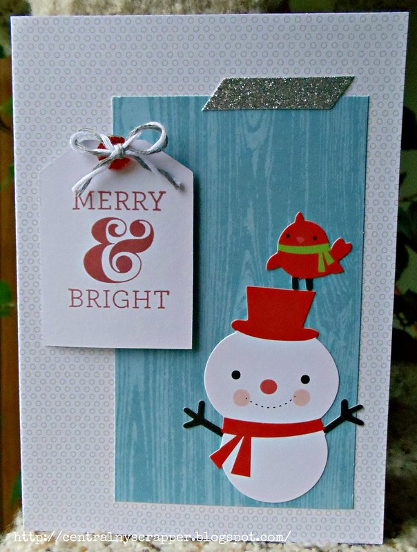 CTMH Cut Above™ Holiday Card Kit 01