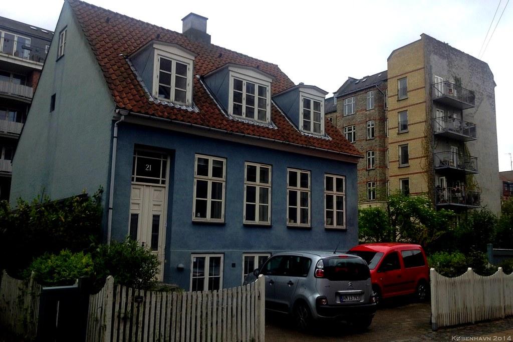Julius Thomsens Gade, Copenhagen, Hovedstaden, Denmark