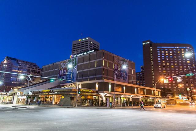 Edmonton Downtown Library