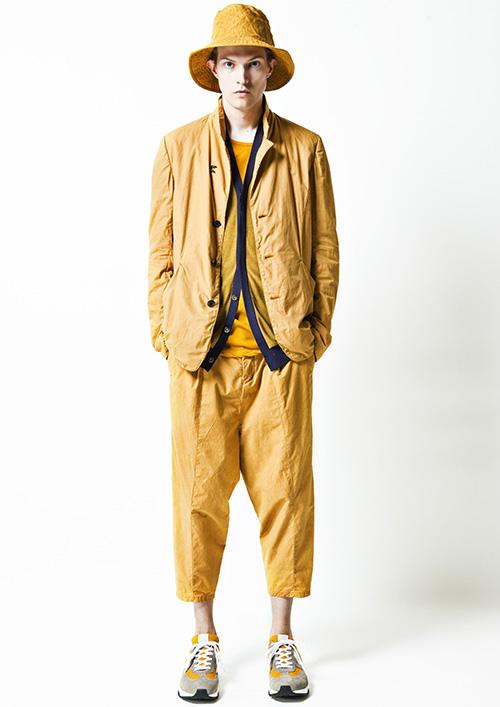 SS15 Tokyo KAZUYUKI KUMAGAI021_Adrian Bosch(Fashion Press)