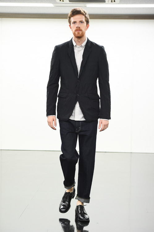 SS15 Tokyo COMME des GARCONS HOMME013_Cameron @ EXILES (Fashion Press)