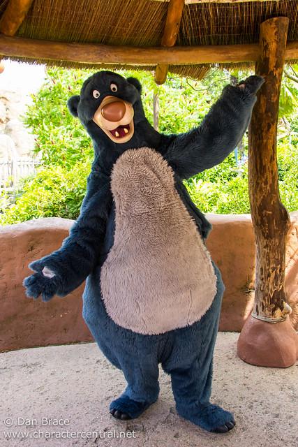 Meeting Baloo