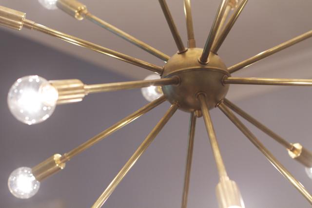 affordable brass sputnik