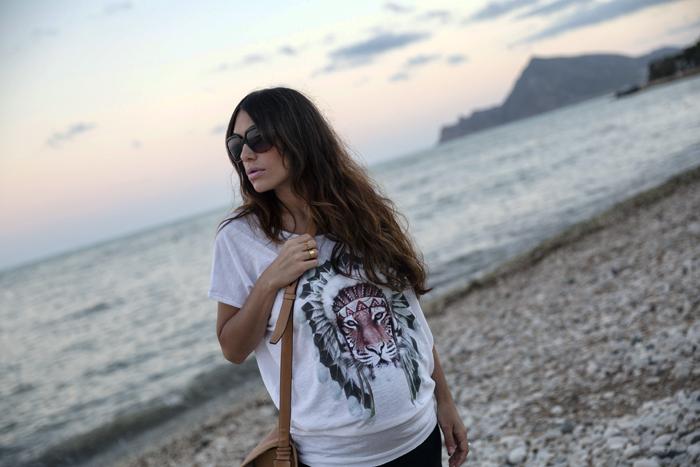 street style altea beach fashion blogger outfit blog de moda travels