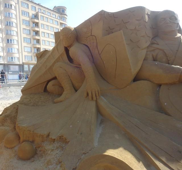 Sculpures sur sable Disney - News Touquet p.1 ! 14956562222_e7757727cf_z