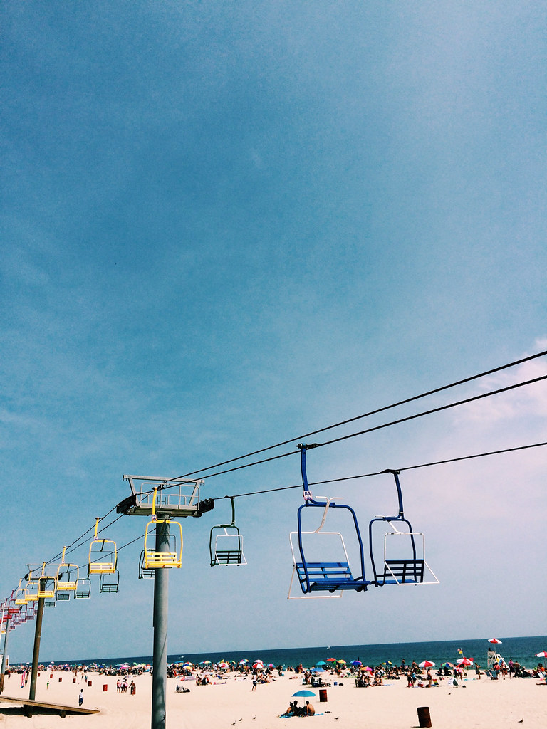 Seaside Heights, NJ | Photo credit: Kelley MacDonald, The City and Us blog: http://thecityandus.com