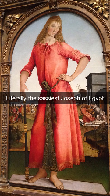 Art history snaps