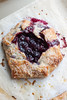 Blueberry Ricotta Galettes