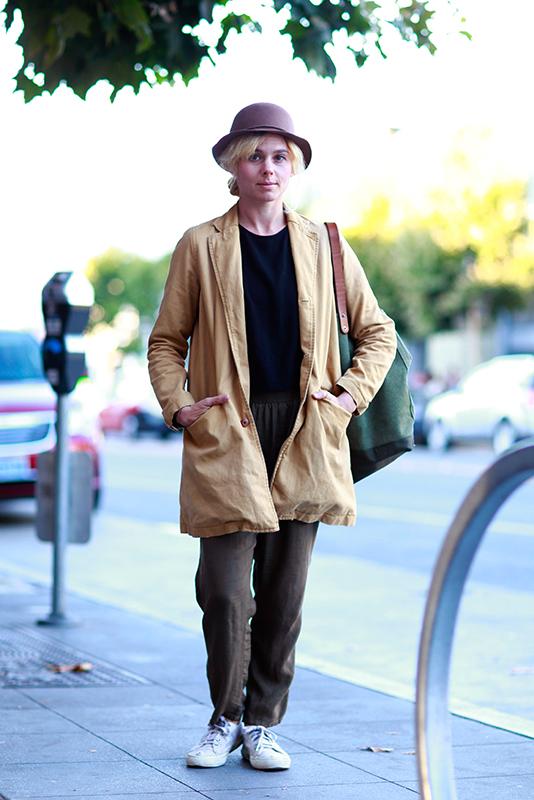 ellen_val street style, Valencia Street, street fashion, women, quick shots, San Francisco