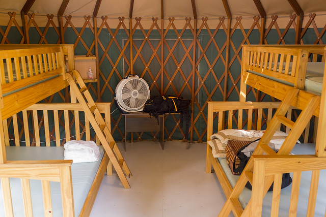 In the Yurt II