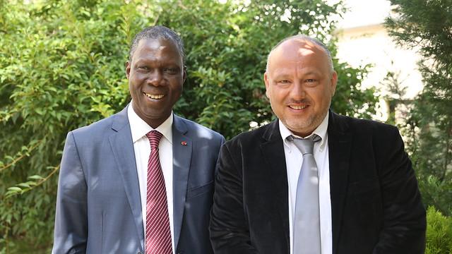 Henri Mojon et Maurice Bandaman
