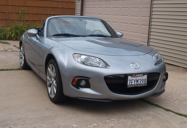2014 Mazda MX-5 Miata Grand Touring PHRT