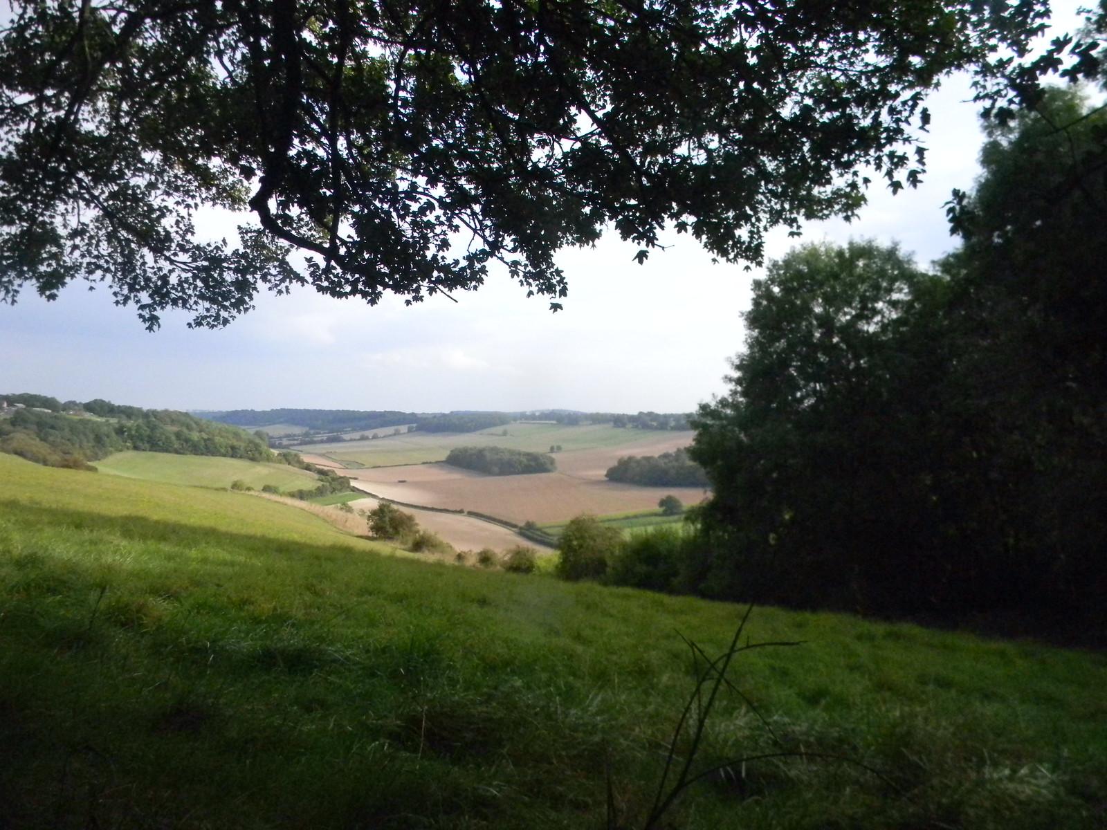 View Saunderton via Bledlow