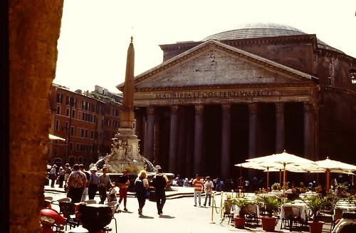 Fontana di piazza della Rotonda al Pantheon