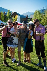 Fun times at Whistler Village Beer Festival
