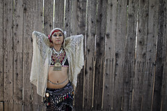 American Tribal Style Promo Shoots