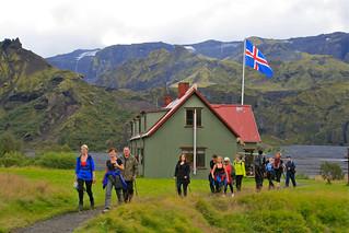 Langidalur í Þórsmörk