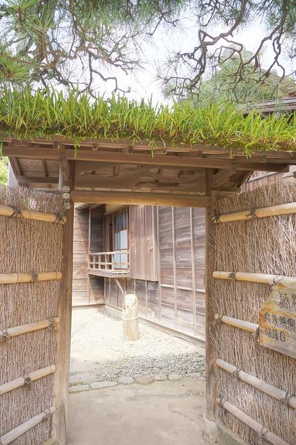 Tōson Shimazaki's house