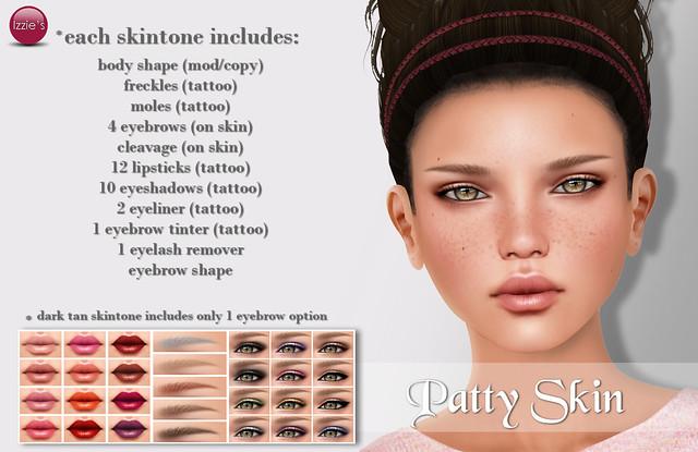 Patty Skin