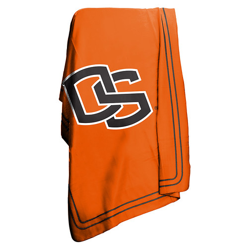 Oregon State Beavers NCAA Classic Fleece Throw