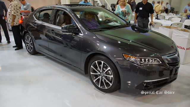 2015 TLX Performance Luxury Sedan