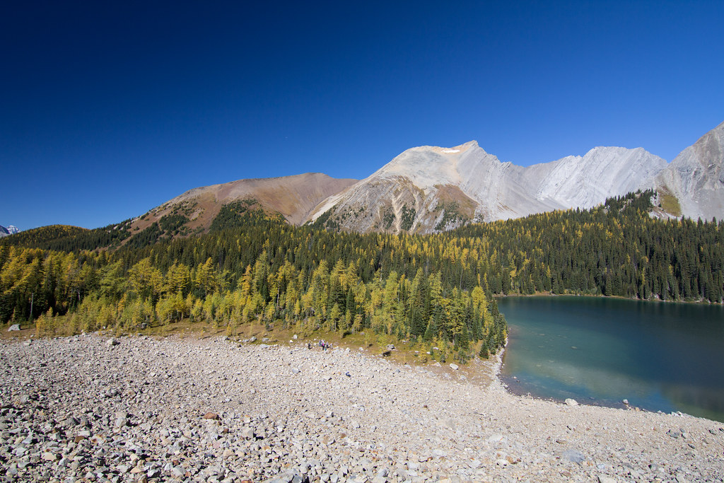 Fortress Lake Alberta Tripcarta