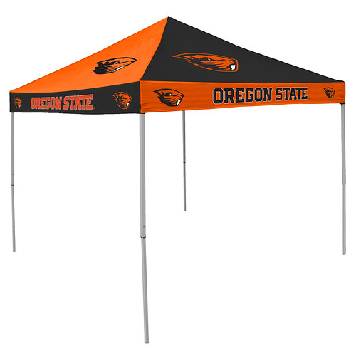 Oregon State Beavers Checkerboard Tailgating Tent