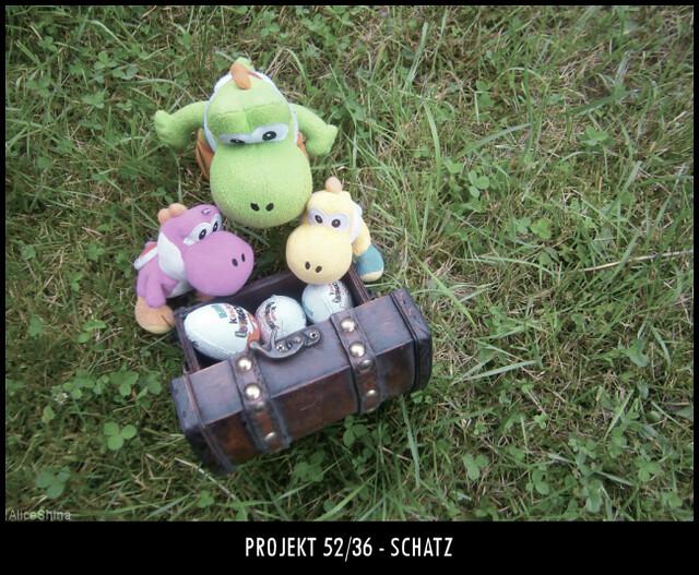 Projekt 52/36 - Schatz