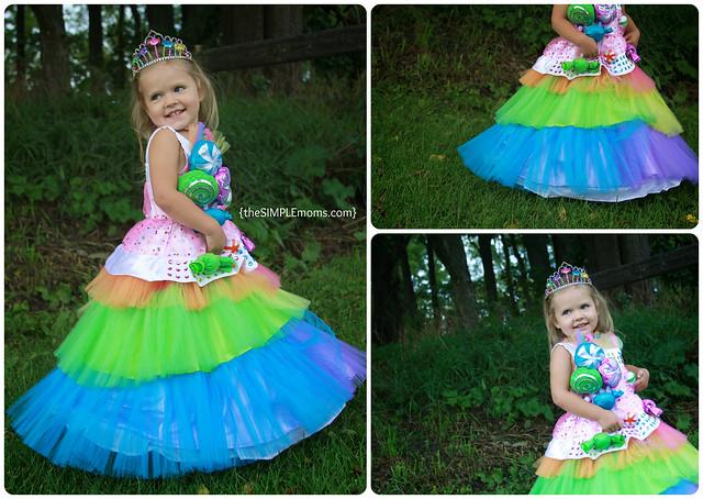 chasing fireflies candy princess costume 1 logo