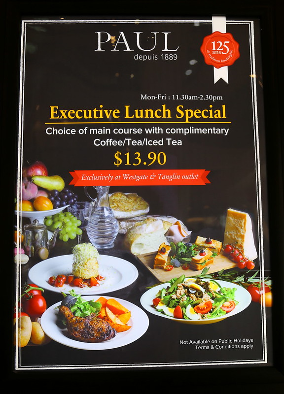 Affordable weekday lunch and dinner sets